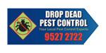CRSL Football Sponsor Drop Dead Pest Control